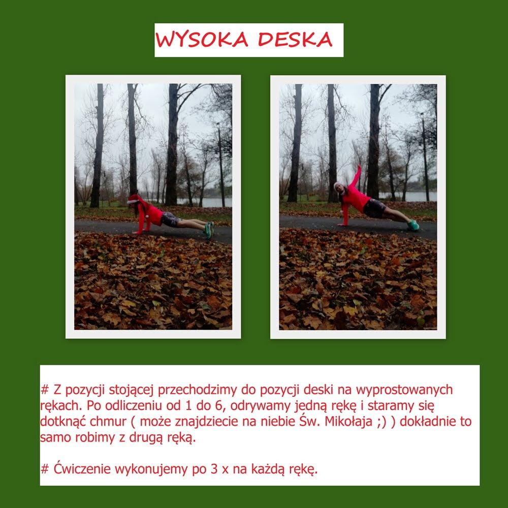 ćwiczenie wysoka deska ćwiczenia dla kobiet krótkie legginsy do biegania amarantusy