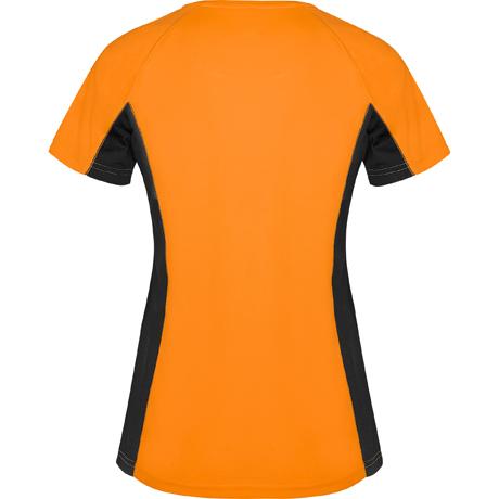 orange koszulka techniczna do biegania